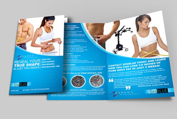 SpaBlue Brochure