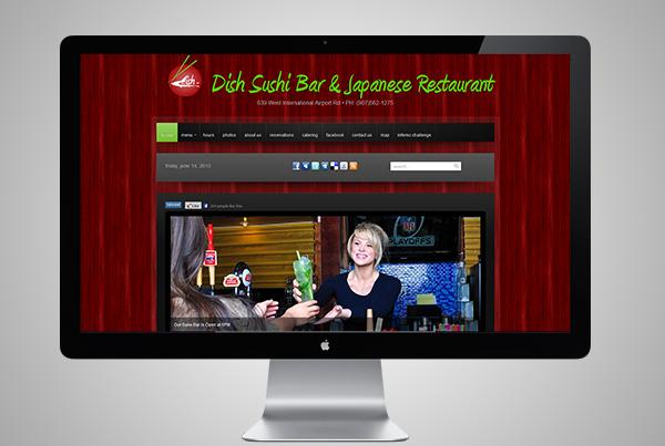 Dish Sushi Bar
